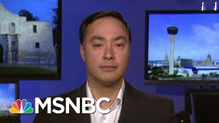 Castro On BuzzFeed Report: If True, Trump Should Resign Or Be Impeached | Andrea Mitchell | MSNBC