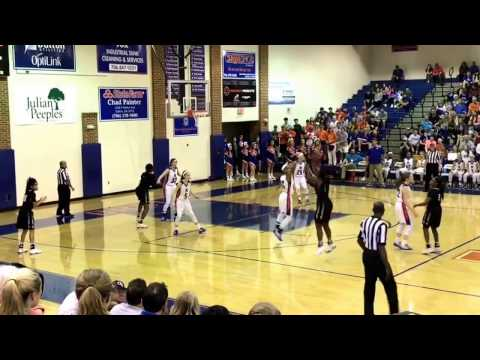 Clips of Northwest 48 VS HENRY 61 . 2nd round state  02/23/2