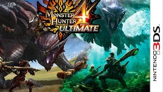 Monster Hunter 4 Ultimate (MH4U) - FULL OST (Complete Soundtrack)