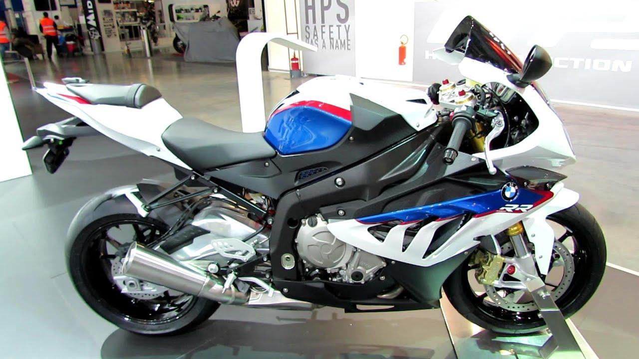 2014 Bmw S1000rr Walkaround 2013 Eicma Milano Motorcycle