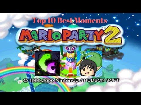 Top 10 Chuggaaconroy VS. MasaeAnela Mario Party 2 Best Moments