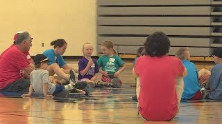 This summer camp is just for kids dealing with limb loss