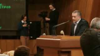 Аксенов объявляет о национализации Крымэнерго(, 2015-01-21T08:25:10.000Z)