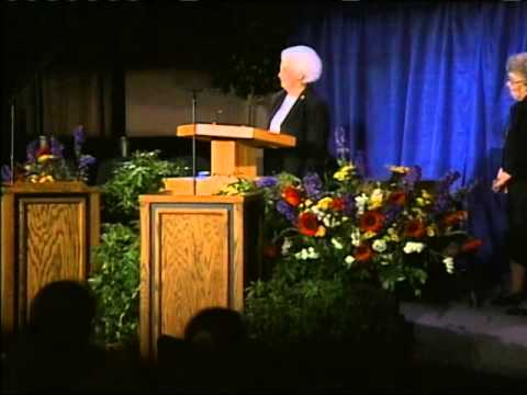 29th Sperry Symposium: Barbara B. Smith & Shirley W. Thomas