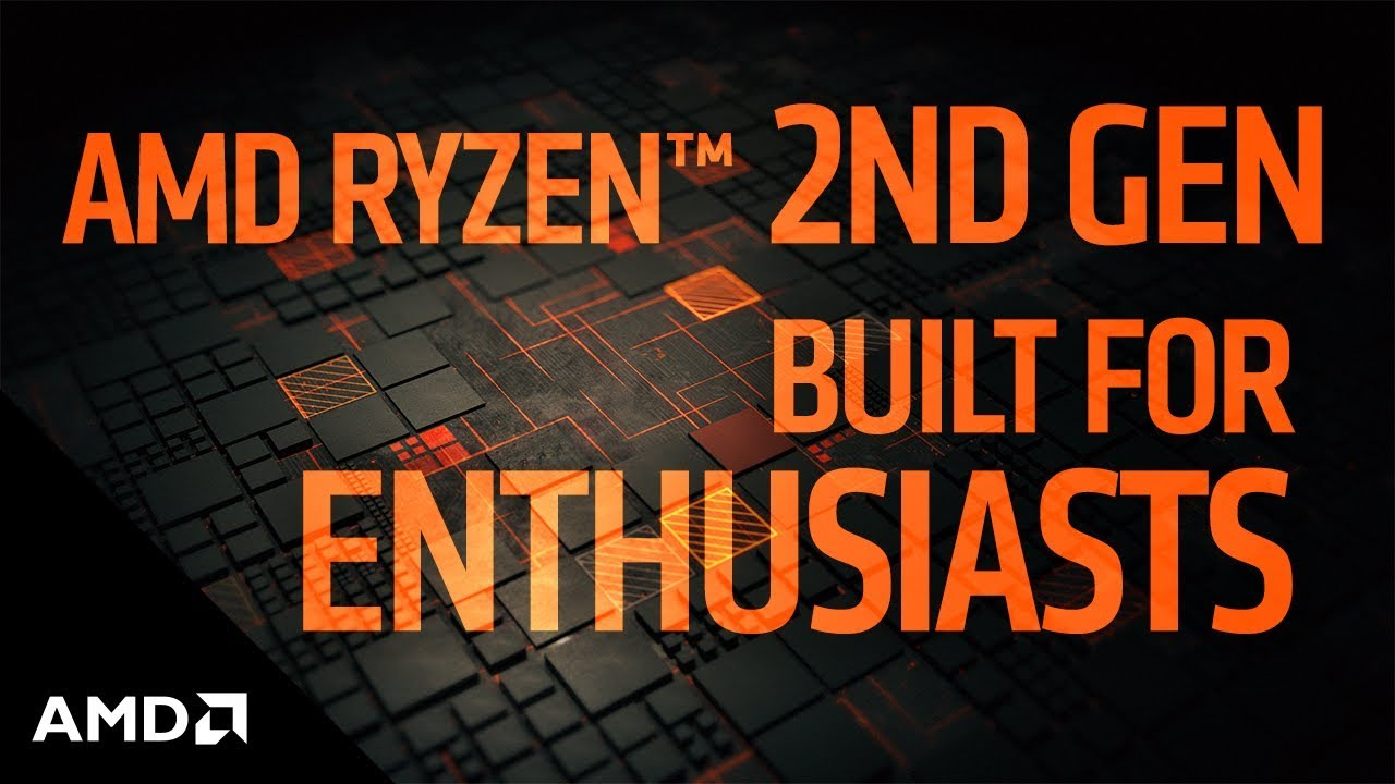 2nd Gen Ryzen™ 5 2600X Desktop Processor | AMD
