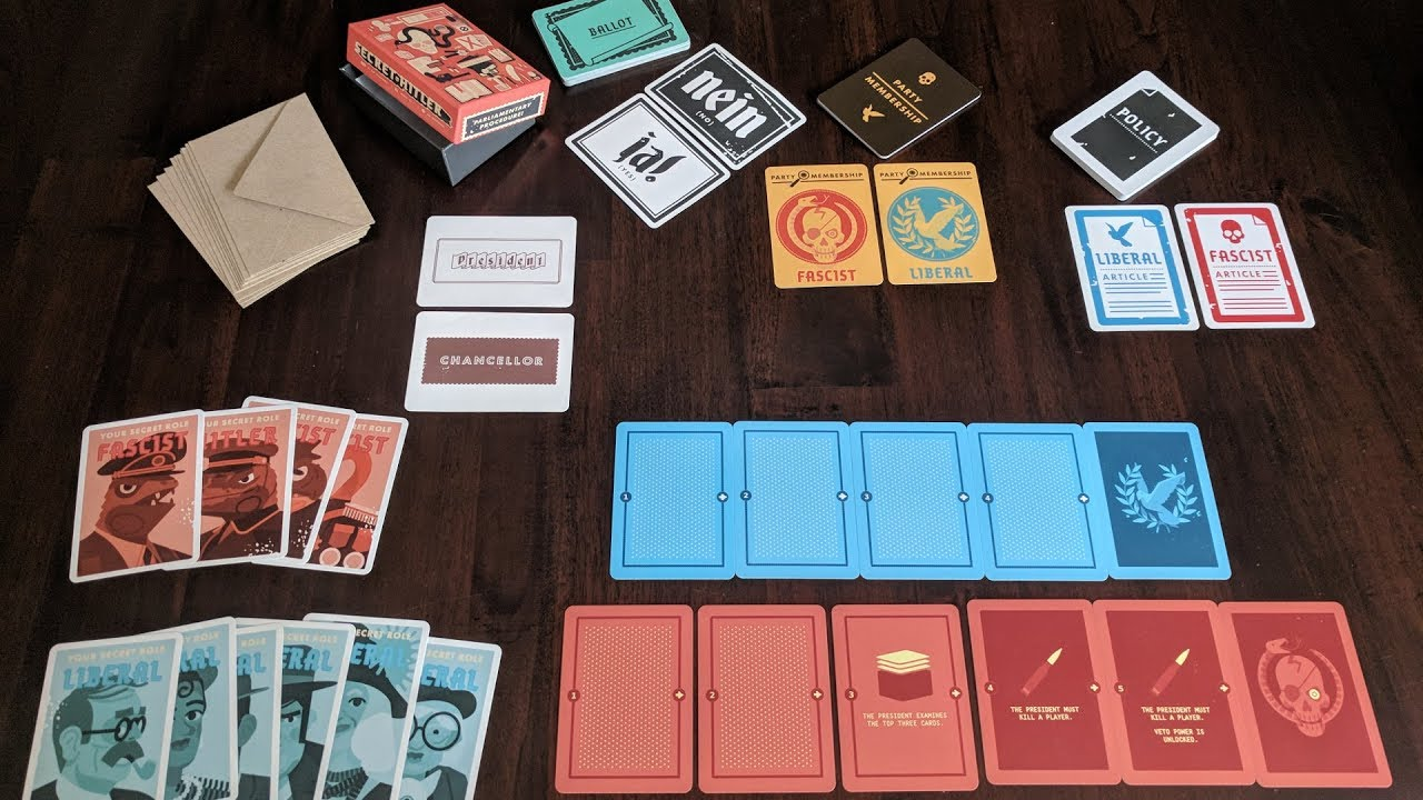 photo relating to Secret Hitler Printable named Solution Hitler posted upon actively playing playing cards