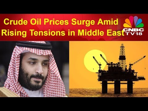Crude Oil Prices Hit 2-Year High as Saudi says Lebanon has Declared War on it | CNBC TV18