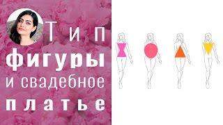Как выбрать свадебное платье под свой тип фигуры? Блог о свадебных платьях Margaret