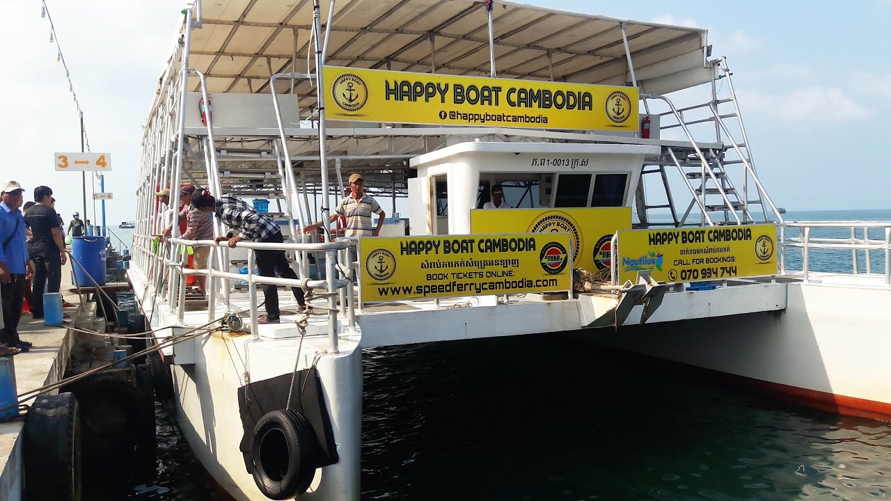 Image result for happy boat koh rong