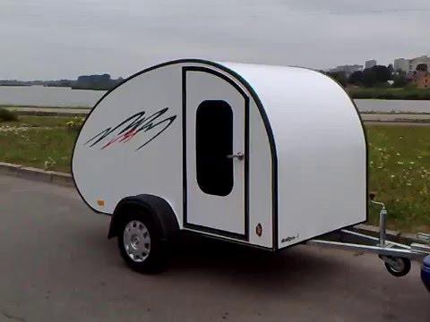 Вот такой дом на колесах я себе построил, дом на колесах 5* (teardrop camper) Модуль 1
