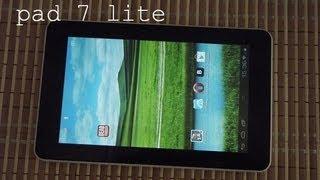обзор Планшета Huawei MediaPad 7 Lite