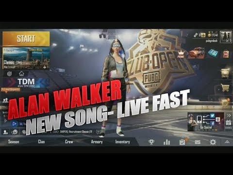pubg-mobile-new-song-alan-walker--live-fast-season-8