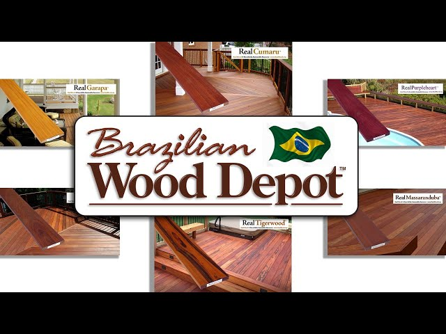 The Best Decking Material