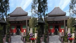 The 3D Samurai Demo Reel 2 (Side by Side)