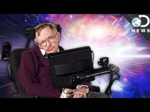 How Stephen Hawking Lived So Long With ALS