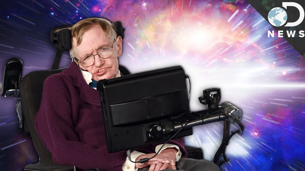 Stephen Hawking Signed This Book Before His ALS Took Over. Now It's Up for Auction.