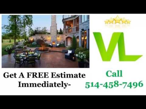 Landscaping Montreal | Call 514-458-7496 Landscaping Montreal (West-Island+) Get Your FREE Quote!