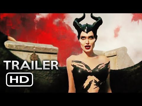 maleficent-2:-mistress-of-evil-official-trailer-(2019)-disney-movie-hd