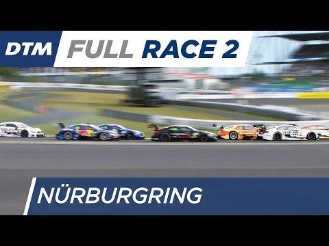 DTM Nürburgring 2016 - Race 2 - Re-Live (English)