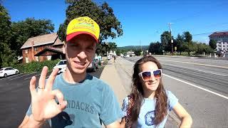 Vlog #2 Годовщина свадьбы, выстовка ретро авто, кусок пиццы за $7.5, Lake George, NY