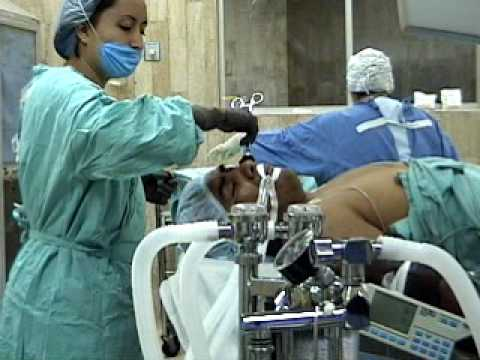 Preparación del paciente - YouTube