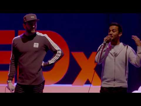 Anyone Can Beatbox | The Beatbox Collective | TEDxYouth@Bath