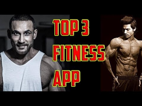 Top 3 Fitness Apps | Best Fitness Apps For 2017 [HINDI]