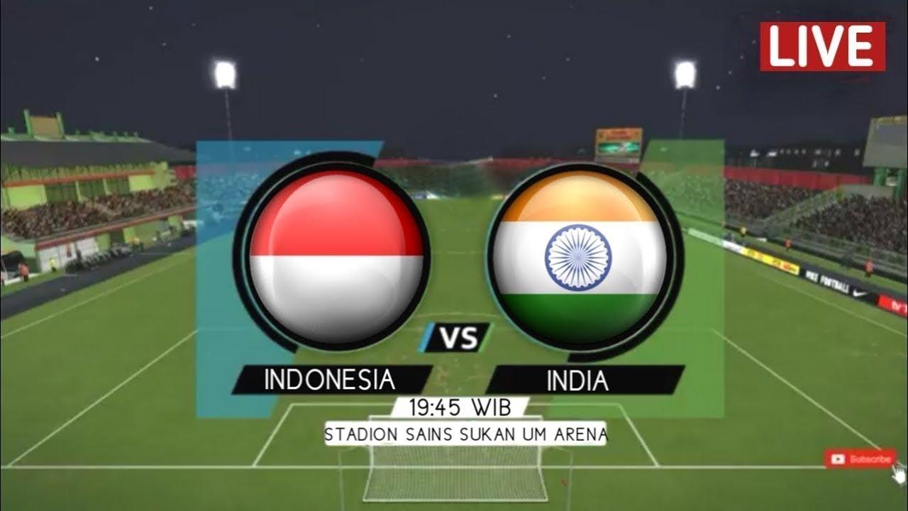 Jadwal AFC U-16 Championship,Indonesia u-16 vs India U-16,Live RCTI