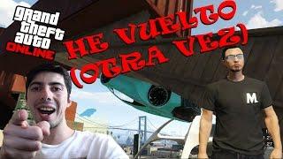 Jump Loops Tour - HE VUELTO (OTRA VEZ XD) - Carreras - GTA ONLINE PS3 - ZACK90