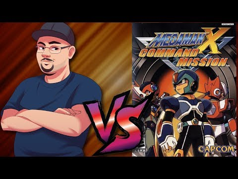 Johnny vs. Mega Man X: Command Mission