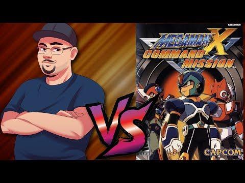 Johnny vs. Mega Man X: Command Mission