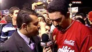 Venados de Mazatlan Campeones 2009 Adrian Gonzalez