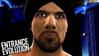 Evolution Of Jinder Mahal In WWE Games (WWE 2K Entrance Evolution)
