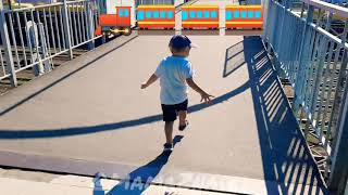 Поезда для детей. Познавательное видео про поезда. Смотреть про поезда для детей