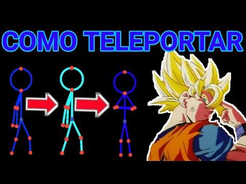 Como Teleportar No Stick Fighter