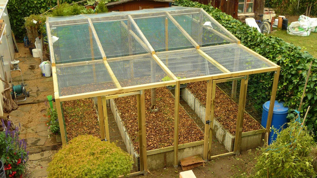 permaculture high yield production in limited space the raised bed youtube. Black Bedroom Furniture Sets. Home Design Ideas