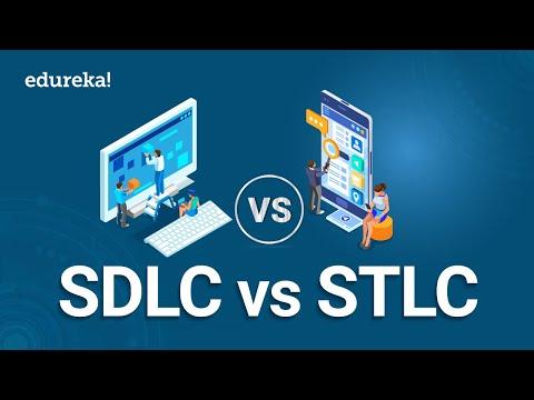 SDLC vs STLC | Software Development Life Cycle | Software Testing Life Cycle | Edureka