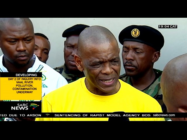 Ace Magashule reacts to Mbeki's land comments