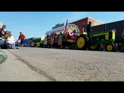 2018 Fort Lupton Trapper Days Parade.