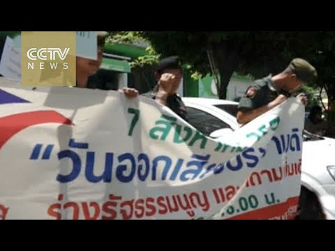 """Thailand referendum: People fear poll can't heal Bangkok's """"lost decade"""""""