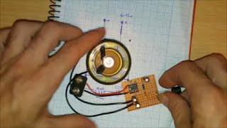 TUTORIAL: Detector de metales con 555