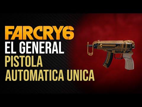 Far Cry 6 - El General - Pistola automática única