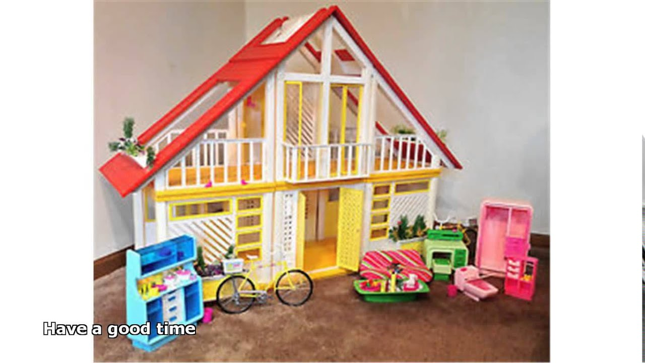 Barbie dream house furniture roselawnlutheran for Dream house days furniture