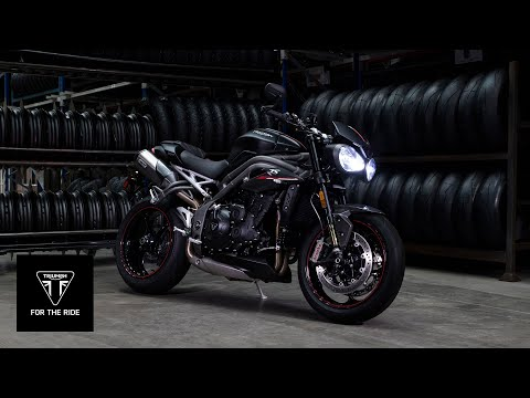 Introducing the New 2018 Speed Triple S & RS - the greatest ever generation