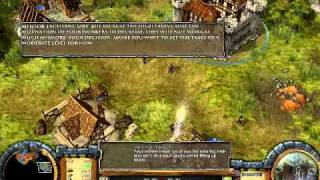 The Settlers: Heritage of Kings Walkthrough (Prologue:Part 1)