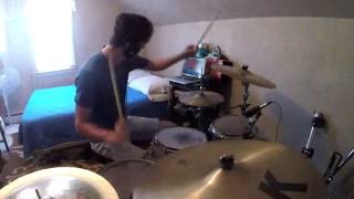 She's out of Her Mind - blink-182 - Drum Cover