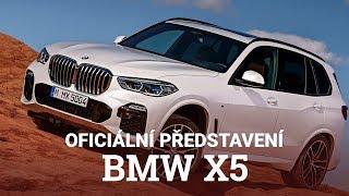 BMW X5 (oficiální představení)