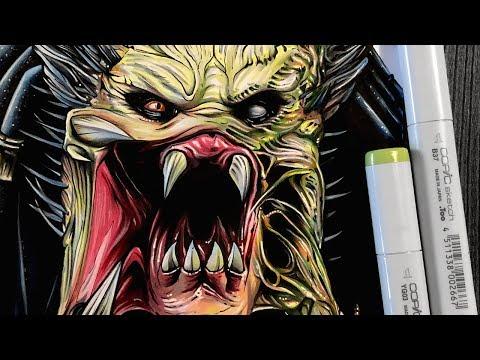 Drawing Predator
