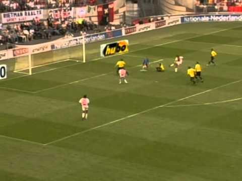 Als Zlatan bei Ajax zu seinem besten Solo ansetzte: »Ich bin soloooo«