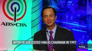 Gabby Lopez elected ABS-CBN chairman emeritus